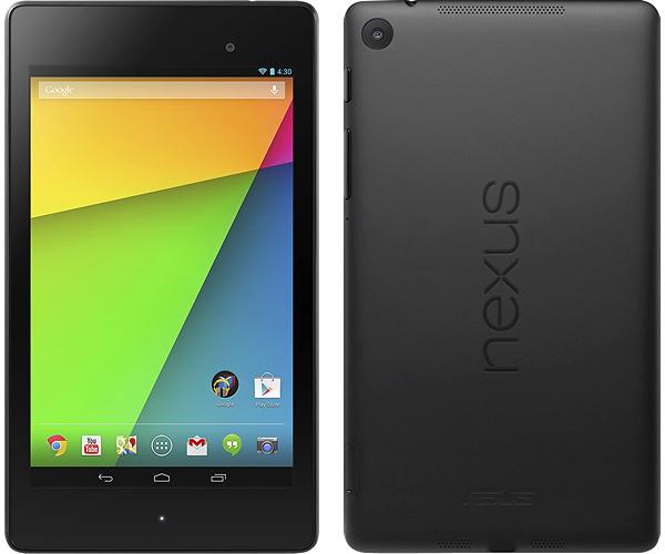 desbloquear Android en Google Nexus 7
