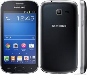 Desbloquear Android en el Samsung Galaxy Fresh