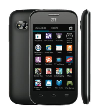 Desbloquear Android en el ZTE Blade C2